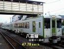 【鉄道】東京近郊の路線別各駅停車スピードランキング