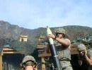 アフガニスタン アメリカ陸軍 迫撃砲