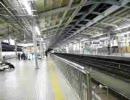 700系回送 新大阪駅