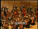 【合唱曲】 「Mass of the Children」 Ⅳ Agnusdei 【John Rutter】