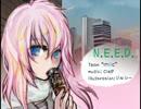 【巡音ルカ】ルカオリジナル曲「N.E.E.D.」【CielP / Team iM@C】