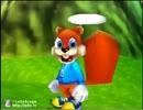 レア社がお届けする発売禁止ゲーム「Conker's bad fur day」を実況 part2