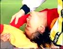 中国の新体操少女