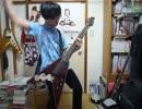 【ていおん!】借りた8弦でCagayake!GIRLS【じゅうおん!!】
