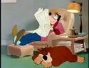 ディズニー短編 グーフィーの番犬(1952)