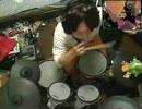 【ニコ生】星間飛行を1.26倍速で演奏してみた【ドラム】