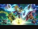 SDガンダム三国伝 Brave Battle Warriors OP クリスマスver. + ED3