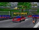 サターン版デイトナUSA C.E. の777 SpeedwayをHornetで走る