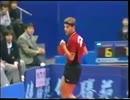 【卓球】SC 2002 第10節準決勝 クレアンガVSキムテクス
