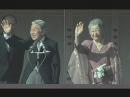 【少しでもよい年に】平成23年 皇居新年一般参賀[桜H23/1/4]