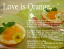 圧縮Love is Orange