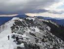 冬季 鳳凰三山