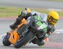 電動バイクがガソリンバイクにレースで勝利!