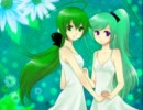 【UTAU】グリーングリーン~ミドリムシ~