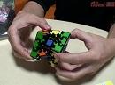 新型キューブパズル『3Dギアキューブ』紹介&早解き
