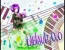 default 0.0/唄音ウタ