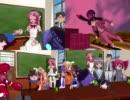 【第6回MMD杯本選】うたうん!2期#7【けいおん!×UTAU×チャー研】
