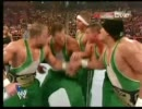 WWE -   スピリット応援団Vsリック・フレアーと仲間たち
