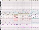 【MIDI】DQ4 「戦闘 -生か死か-」 を耳コピ