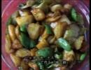中国 家庭料理 「地三鮮」