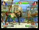 KOF98対戦動画 Duelling the KOF rt3rd  ライアン 対 海坊主