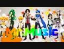【気愛で多声歌ってみた】Mr.Music【義丸声帯ファミリー/オリジナルPV】