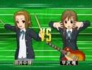 【KFXP】けいおん!の田井中律が格闘ゲー