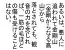 観世音菩薩普門品偈-お経 観音経  〔解説付き〕