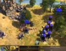 AGE OF EMPIRES3(AOE3) インドプレイ動画 part2