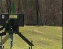 Metal Storm試作型36銃身9mm機銃・100万発/分の威力