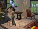 番外編:ブチャラティの家族をSIMS2で捏造してみた