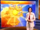 ドイツ 天気予報で笑いまくる