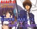 【ニコカラ】ナイトウィザードOP「KURENAI」【off vocal】