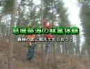 葛城奈海の林業体験 第1回 下草刈り編
