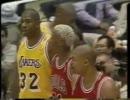 【NBA】1996 RS CHI at LAL(4/9)
