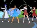 【APヘタリアMMD+】セーちゃんのと様鶴ちゃんKAITOでハッピーシンセサイザ thumbnail