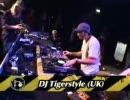 DJ Tigerstyle @ ITF 2003 Final
