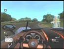 TestDriveUnlimited Xbox360 リプレイ(車内)