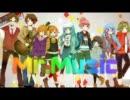 【ニコカラ】 Mr.Music-Off Vocal-(-7) 本家配布男性キー