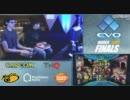EVO2011 MVC3予選 ときど、ウメハラ