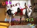 【URL】とあそぼうわんぱく☆パラダイス踊ってみた【こみゅ200...