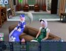 【Sims3PC版】 東方キャラを作ってみた その7 【シム東方】