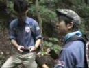 放送事故 収録中に落石事故 ~衝撃映像~