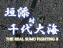 real SUMO fighting  垣添 vs 千代大海