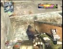 Xbox360 COD BO 枯れた声で実況プレイ~伏せ撃ちM60~