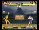 カプエス2 Kグルで兄弟対戦 (PS2) vol.5