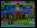コモダ(ブランカ) vs 兄ケン(ケン)