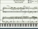 「マイベストフレンド」ピアノでやってみた