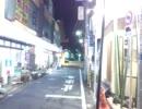 深夜のJR武蔵野線新秋津駅~西武池袋線秋津駅を散歩