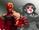 【MUGEN】 極限流と怪獣と超人のAI作ってみた